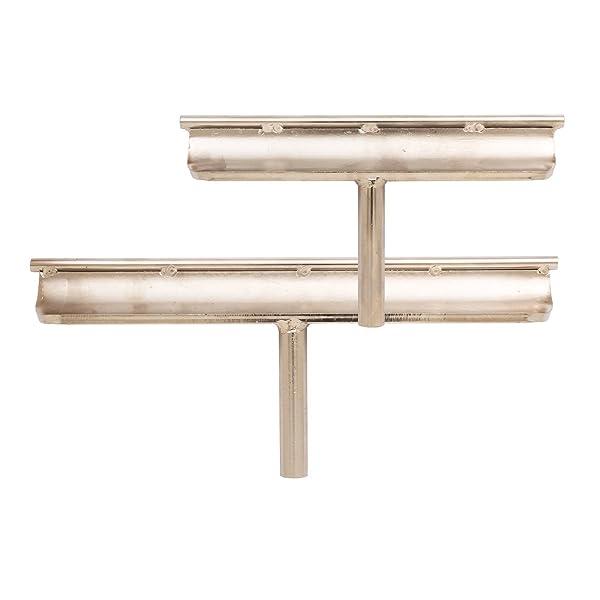 PSI Woodworking CLTEZSETB EZ-Glide Spindle Turner's Tool rest Set (2Piece)