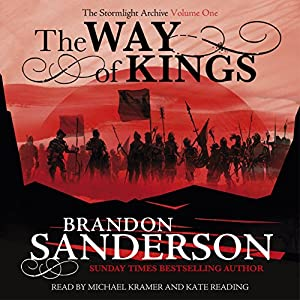The Way of Kings | Livre audio