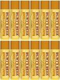 BURT'S BEES Honey Lip Balm 12/Pack