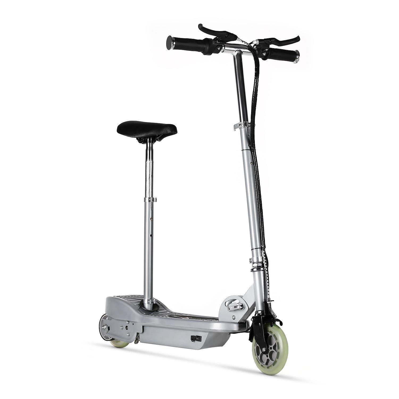 patinete scooter de motor eléctrico con 100w de potencia