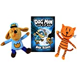 Dog Man and Cat Kid Gift Bundle