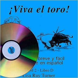 Viva el toro (Book on CD) (Spanish Edition)
