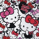【 DEARISIMO ディアリッシモ 】 HELLO KITTY × DEARISIMO キティ エコバッグ ポーチ セット (6007)