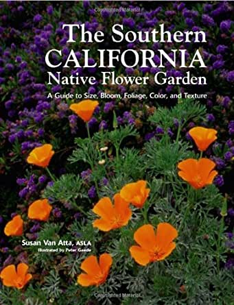 Southern california native flower garden the a guide to for Southern california native plants
