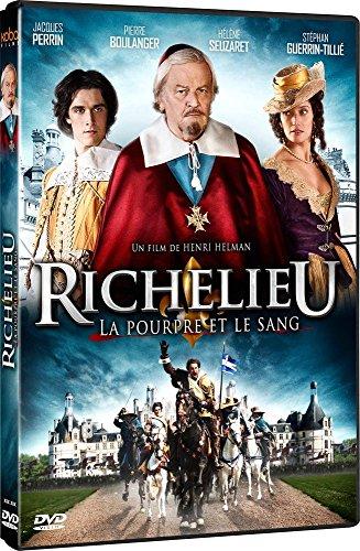 Richelieu, la pourpre et le sang [Edizione: Francia]