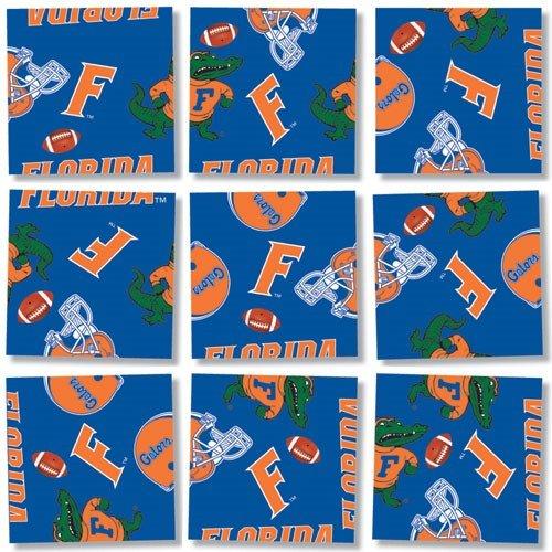 b. dazzle University of Florida Gators Scramble Squares Puzzle - 1