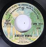 Deep Purple 45 RPM Kentucky Woman / Hush