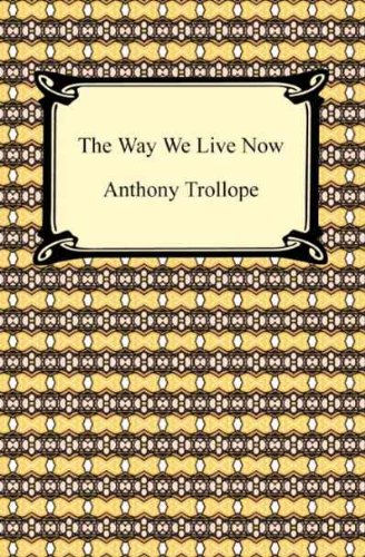 Anthony - The Way We Live Now