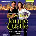 The Desperate Game: A Guinevere Jones Novel, Book 1 (       UNABRIDGED) by Jayne Castle Narrated by Kate Rudd