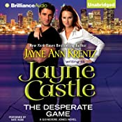 The Desperate Game: A Guinevere Jones Novel, Book 1 | [Jayne Castle]