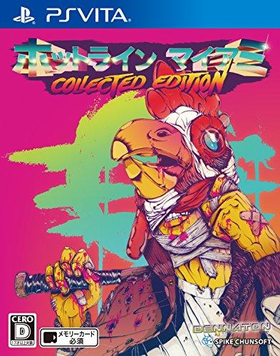 ホットライン マイアミ Collected Edition【Amazon.co.jp限定特典】PS Vitaカスタムテーマ付(2015年6月25日注文分まで)