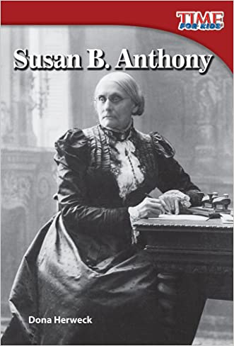 Susan B. Anthony (Time for Kids: Nonfiction Readers)