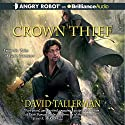 Crown Thief: Tales of Easie Damasco, Book 2 Audiobook by David Tallerman Narrated by James Langton