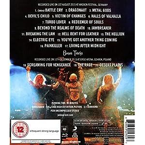 Judas Priest : Battle Cry [Blu-ray]