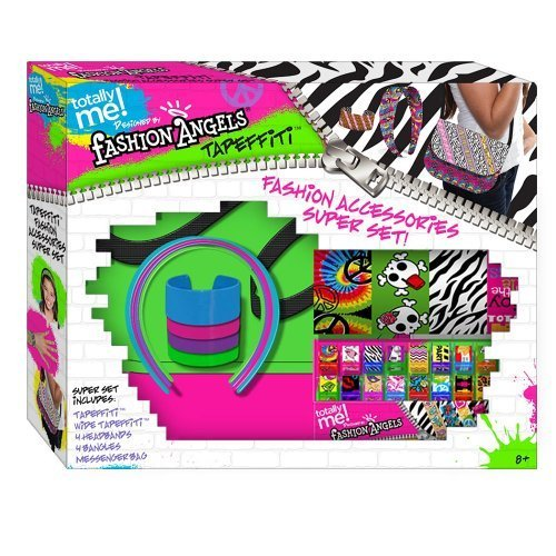 Totally Me! Fashion Angels Tapeffiti Accessories Super Set by Toys R Us