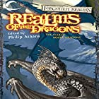 Realms of the Dragons: A Forgotten Realms Anthology Audiobook by Philip Athans (editor) Narrated by Christine Marshall