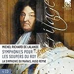Delalande / Symphonies pour les Soupe...