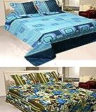 Vugis Premium Polycotton Bedsheet Combo