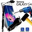 *** COFFRET COMPLET *** FILM PROTECTION Ecran en VERRE Tremp� pour SAMSUNG GALAXY S6 filtre protecteur d'�cran INVISIBLE & INRAYABLE vitre INCASSABLE + CHARGEUR VOITURE Allume Cigare + STYLET NOIR pour Smartphone Galaxi S 6 SVI 4G 4G+ SM-G920F SM G920 G920F