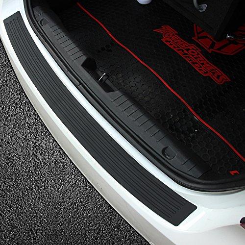 umbral-de-la-puerta-negro-auto-coche-inferior-carroceria-protectionr-guardia-tronco-bumper-strip-fit