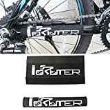 Durable Cycling Chain Stay Chainstay Bike Bicycle Guard Cover Frame Black Protector