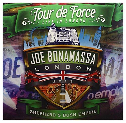 Joe Bonamassa - Tour de Force-Shepherd? Bush Empire (United Kingdom - Import, 3PC)