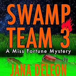 Swamp Team 3 Audiobook