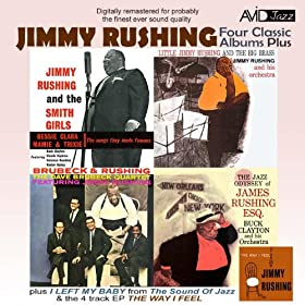 Little Jimmy Rushing and the Big Brass: Someday Sweetheart