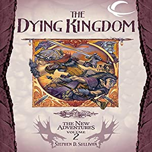 The Dying Kingdom Hörbuch