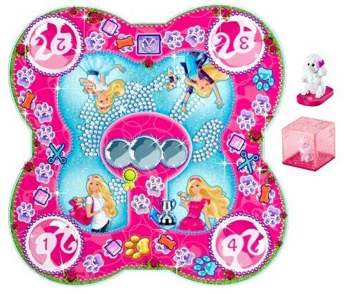Barbie Puppy Pageant Game