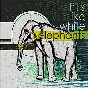 the hills like white elephants thesis statement Task 1 thesis workshop hills like white elephants below are a series of  examples of thesis statements, including the what and so what that i  brainstormed.