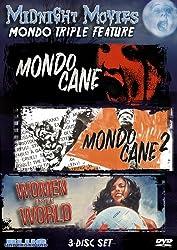 Midnight Movies Vol 11: Mondo Triple Feature (Mondo Cane/Mondo Cane 2/Women of the World)