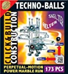 Technoballs 19314 Motorised Marble Ru...