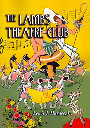 the-lambs-theatre-club-by-author-lewis-j-hardee-published-on-november-2011