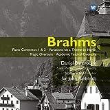 Brahms : Concertos pour piano n° 1 et n° 2 - Variations sur un thème de Haydn -  Ouvertures