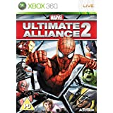 Marvel Ultimate Alliance 2 (Xbox 360)by Activision