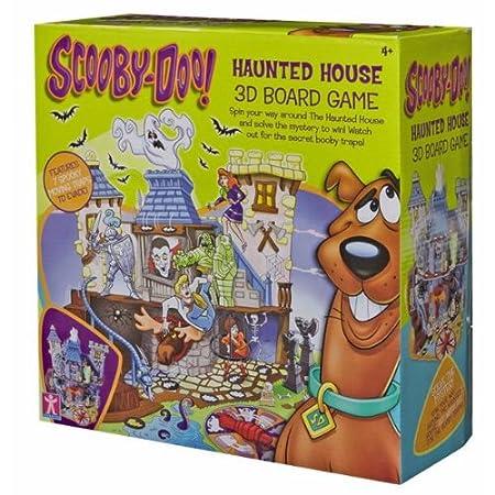 MATTEL 402094 Scooby Doo frisson LE CHATEAU