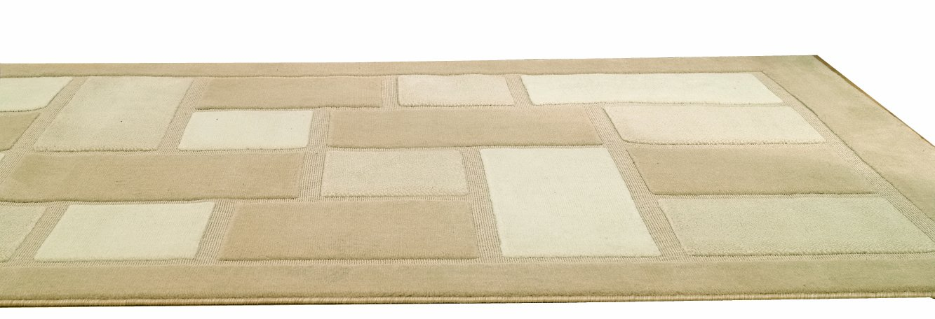 Rugs With Flair 200 x 290 cm Visiona Soft 4304, Beige       Customer reviews and more information