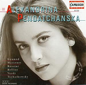 Opera Arias (Soprano): Pendatc