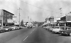 Ferndale, Washington - A Street Scene