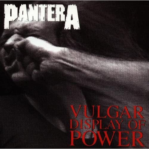 Throwback Thursday  Vulgar Display of PowerPantera Vulgar Display Of Power Ufc