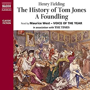 The History of Tom Jones - A Foundling   | [Henry Fielding]