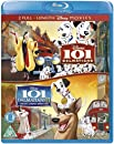 101 Dalmatians / 101 Dalmatians II: Patch's London Adventure [Blu-ray] [1961] [Region Free]