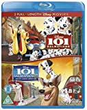 101 Dalmatians / 101 Dalmatians II: Patchs London Adventure [Blu-ray]