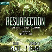 Resurrection: Alien Invasion, Book 7 Audiobook by Sean Platt, Johnny B. Truant Narrated by Kevin Pierce