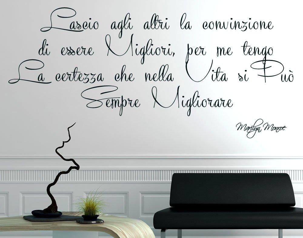 Frasi scritte sui muri di casa colori per dipingere - Decorare i muri di casa ...