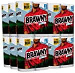Brawny Pick-A-Size Paper Towels, 24 G...