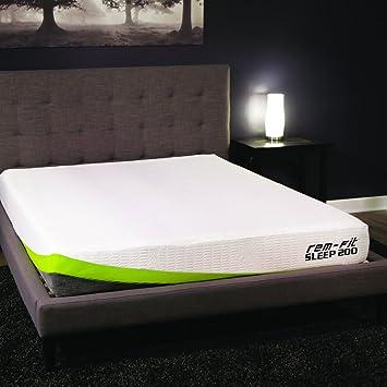 Sleep 200 Series Adaptive Foam Mattress, 8-Inch Depth (Twin)