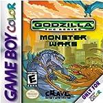 Godzilla 2 - Game Boy Color
