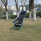 KING DO WAY キャンプ 椅子 アウトドアチェア 多色(5色) 登山 野外フェス 運動会 釣り 耐過重100kg 軽量 ライトブルー